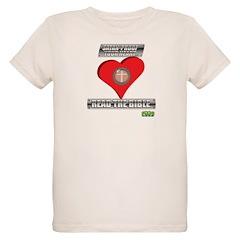 Satan-Proof Your Heart... Rea T-Shirt