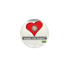 Satan-Proof Your Heart... Rea Mini Button (100 pac
