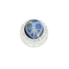 LovePeaceEarth Mini Button (10 pack)