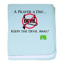 A Prayer A Day... baby blanket