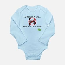 A Prayer A Day... Long Sleeve Infant Bodysuit