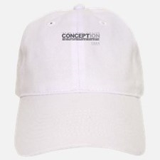 Life Begins at Conception! Baseball Baseball Cap