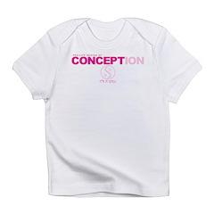 Life Begins... Girl Infant T-Shirt
