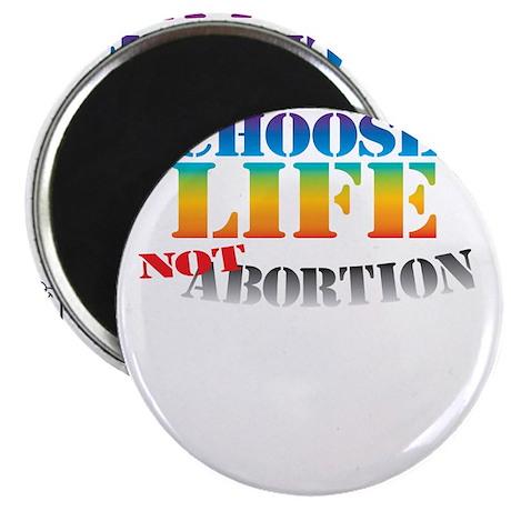 Adoption/No Abortion Magnet