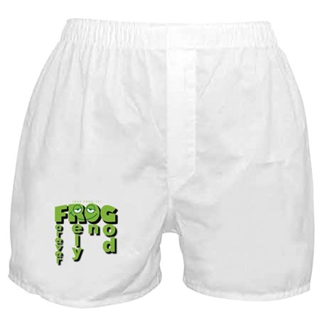 Forever Rely On God! Boxer Shorts