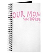 Your Mom Journal