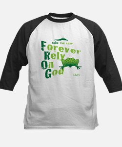 FROG = Forever Rely On God Tee