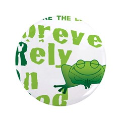 FROG = Forever Rely On God 3.5