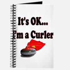 It's Ok...I'm a Curler Journal