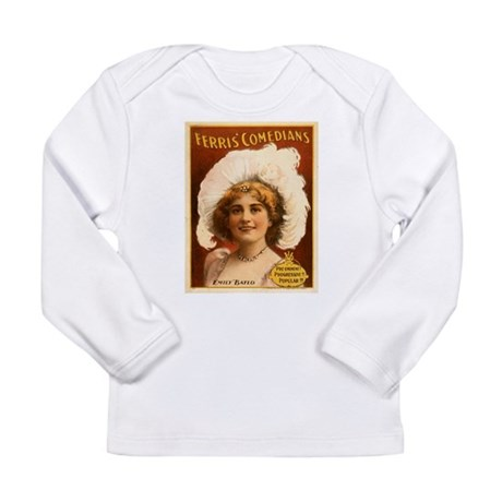 Ferris Comedians Long Sleeve Infant T-Shirt