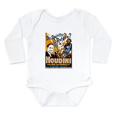 Houdini Spirits Long Sleeve Infant Bodysuit