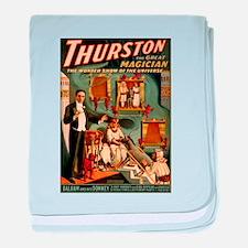 Thurston Egyptian baby blanket