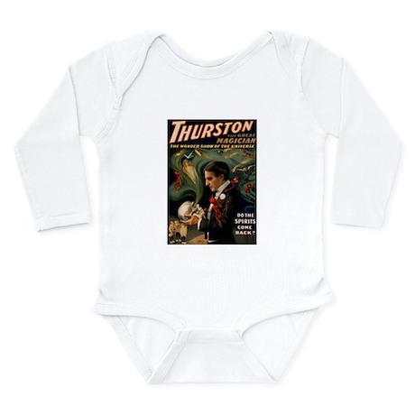 Thurston The Great Long Sleeve Infant Bodysuit