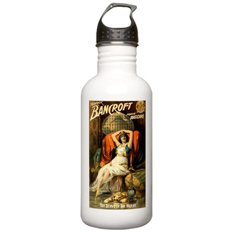Frederick Bancroft Magician Stainless Water Bottle