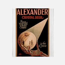 Alexander Crystal Seer Throw Blanket