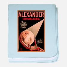 Alexander Crystal Seer baby blanket