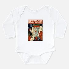 Newmann The Magician Long Sleeve Infant Bodysuit