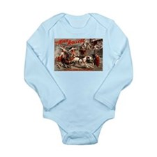High Rollers Chariots Long Sleeve Infant Bodysuit