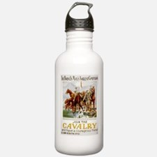 Join the Cavalry Water Bottle