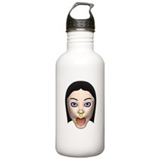 Body Piercing Water Bottle