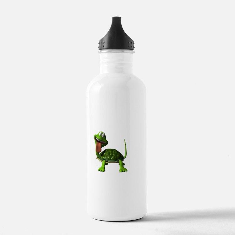 Naughty Turtle Water Bottle