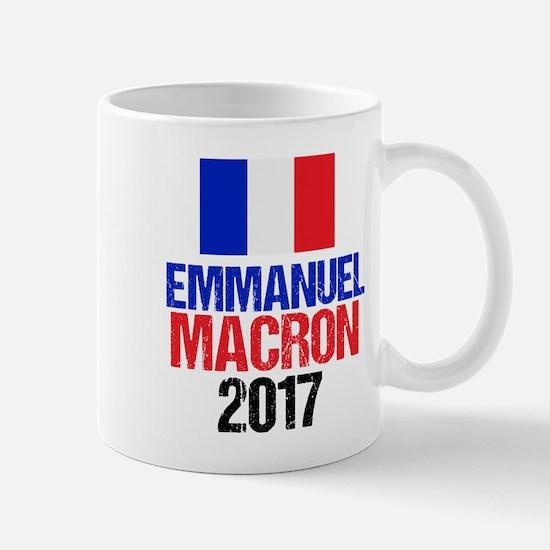 Emmanuel Macron Mug