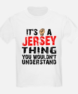 Jersey Thing T-Shirt