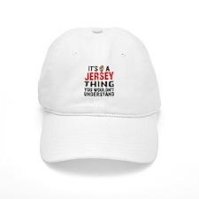 Jersey Thing Baseball Baseball Cap