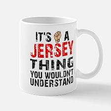 Jersey Thing Mug