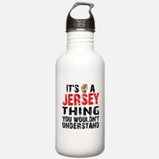 Jersey Thing Water Bottle