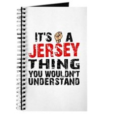 Jersey Thing Journal