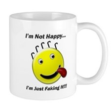 Just Faking it Mug