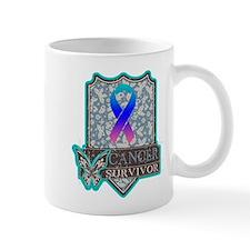 Survivor - Thyroid Cancer Mug