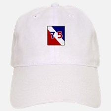 75th Baseball Baseball Cap