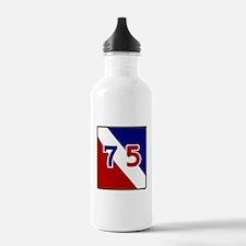 75th Water Bottle