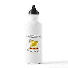 1st Bn 6th Artillery Water Bottle