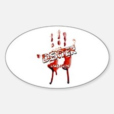 Dexter ShowTime Bloody Hand w Decal