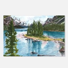 Spirit Island Postcards (Package of 8)