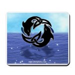 2Dolphins Mousepad