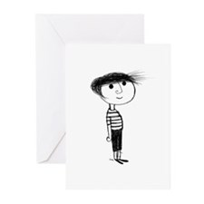 marcel greeting cards (pack of 20)