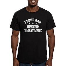 Proud Combat Medic Dad T