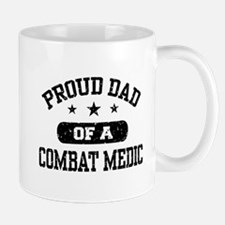 Proud Combat Medic Dad Small Small Mug