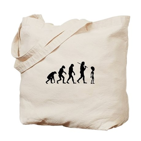 The Evolution Of The Alien Tote Bag
