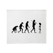 The Evolution Of The Alien Throw Blanket