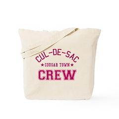 Cougar Town Tote Bag