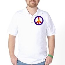 Cool Peace Sign T-Shirt