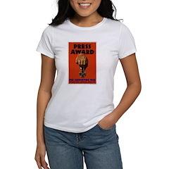 Press Award Women's T-Shirt