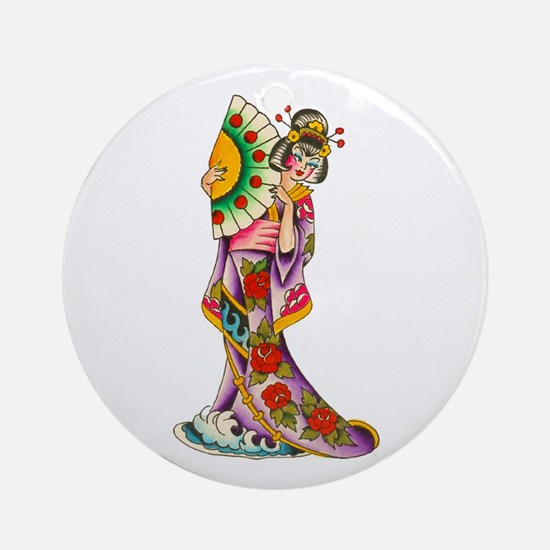 Tattoo Ornament (Round)