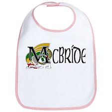McBride Celtic Dragon Bib