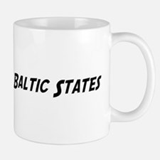 Famous in Baltic States Mug